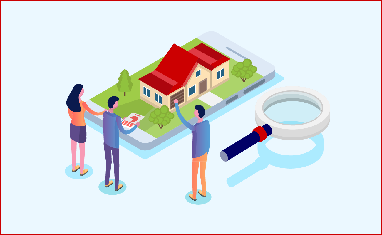 Assessing for mortgage eligibility.